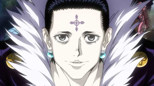 Chrollo Lucifer - Hunter X Hun... is listed (or ranked) 4 on the list 13 Anime Characters Who Can Steal Their Opponents Powers