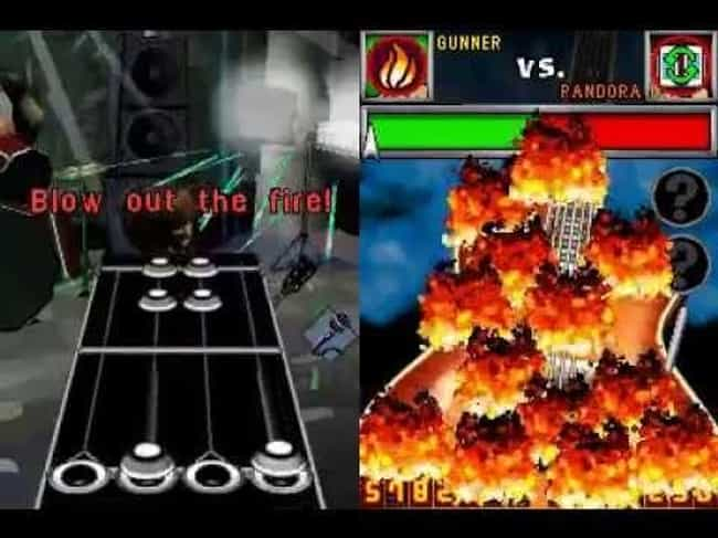 Games Were No Longer Limited T... is listed (or ranked) 8 on the list The Rise And Ignominious Fall Of The 'Guitar Hero' Empire
