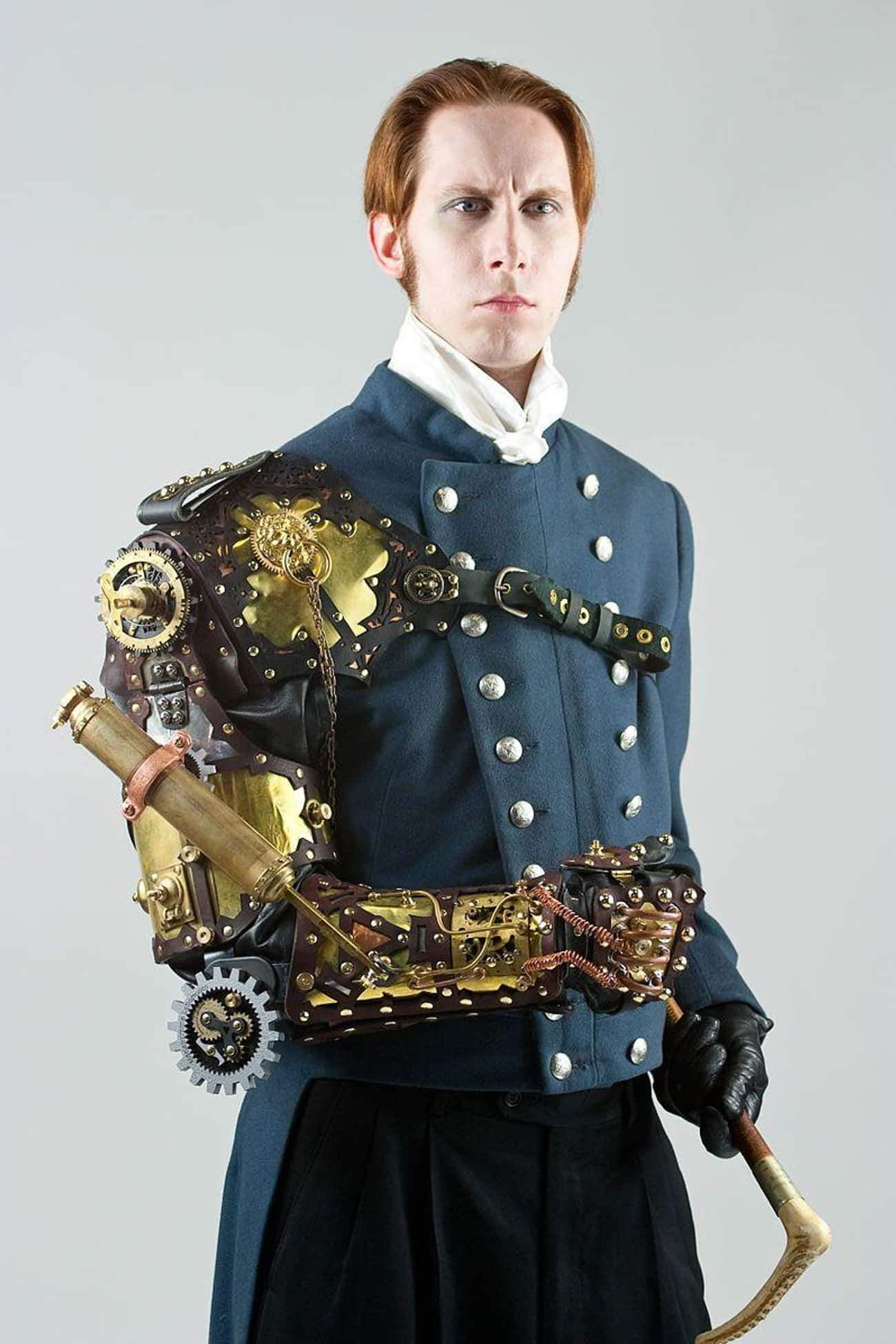 The Steampunk Philosophy Celeb is listed (or ranked) 3 on the list What Is Steampunk?