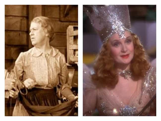 Glinda Is The Only Character W... is listed (or ranked) 1 on the list This Fan Theory Proves Glinda Is Actually The Villain Of 'The Wizard Of Oz'