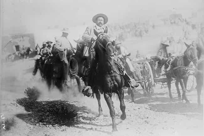 Pancho Villa Fought Agai... is listed (or ranked) 1 on the list An Inside Look At The US Government's Failed 20th-Century Invasion Of Mexico
