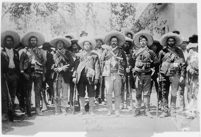 Villa's Men Surrounded America is listed (or ranked) 7 on the list An Inside Look At The US Government's Failed 20th-Century Invasion Of Mexico