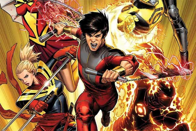Shang-Chi May Become Phase 4's... is listed (or ranked) 3 on the list Everything We Know About Phase 4 Of The MCU