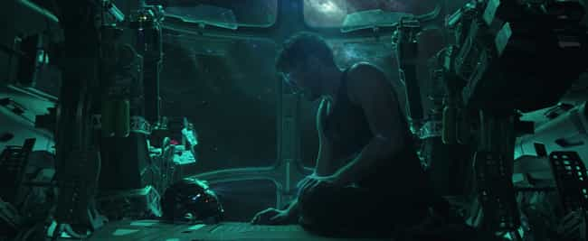 Tony Stark Might Be Rescued, I... is listed (or ranked) 2 on the list Everything We Learned About 'Avengers: Endgame' From The First Trailer