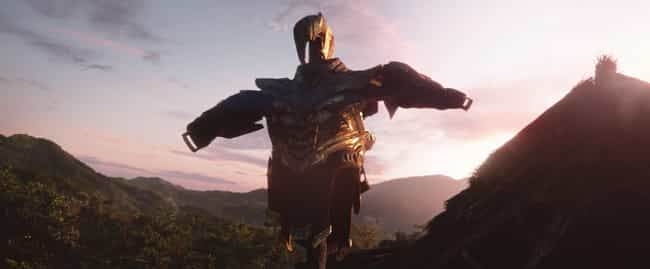 Thanos Took Off His Armor To C... is listed (or ranked) 4 on the list Everything We Learned About 'Avengers: Endgame' From The First Trailer