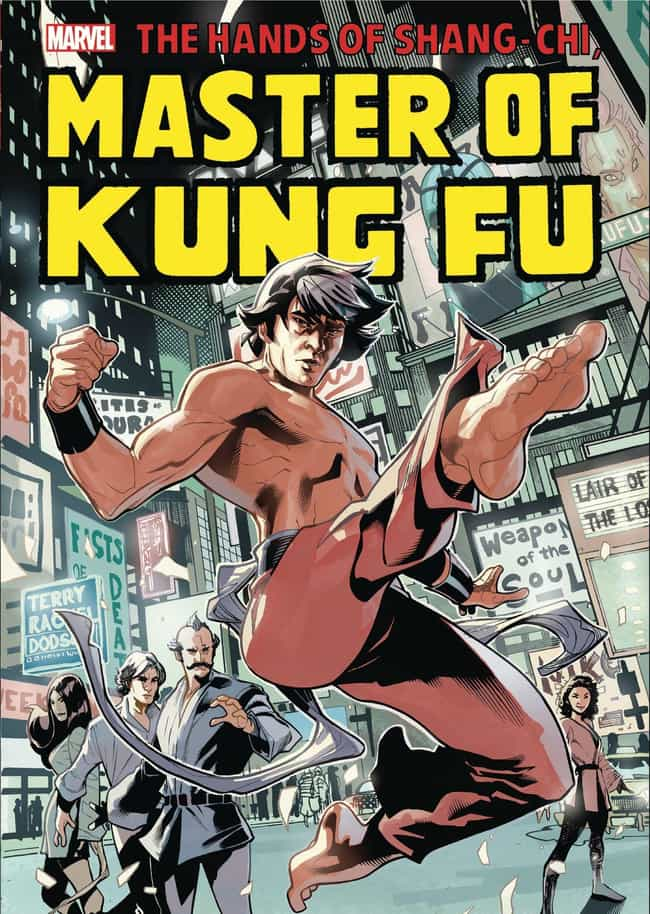 Shang-Chi Is The Premier Marti... is listed (or ranked) 2 on the list Who Is Shang-Chi, And Why Is Marvel Studios Making A Movie About Him?