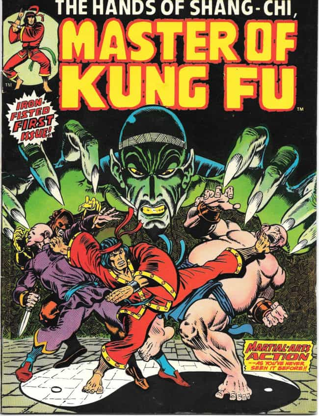 Shang-Chi's Father Subjects Hi... is listed (or ranked) 4 on the list Who Is Shang-Chi, And Why Is Marvel Studios Making A Movie About Him?
