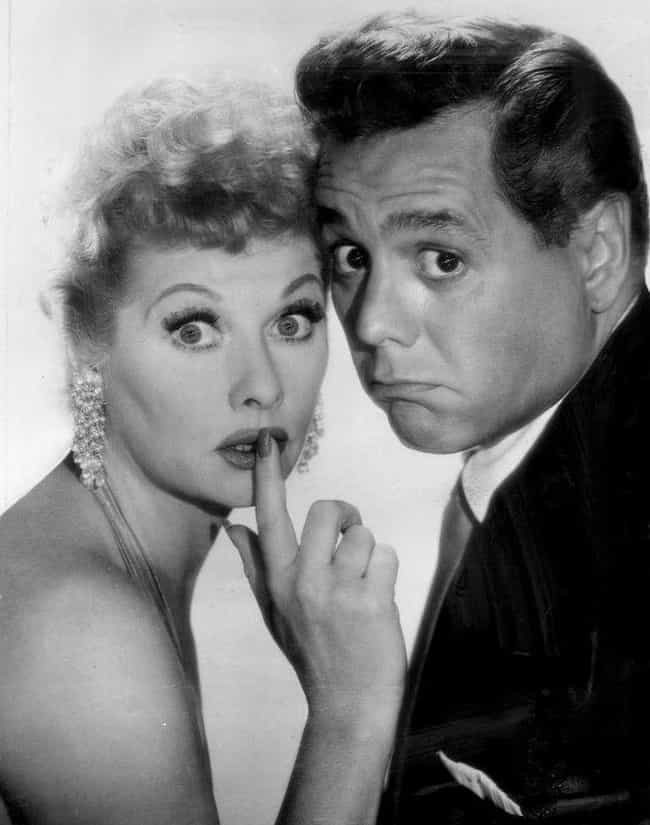 Ball And Arnaz Invented The Re... is listed (or ranked) 3 on the list Lucille Ball And Desi Arnaz Founded A Production Company, And You Can Thank Them For 'Star Trek'
