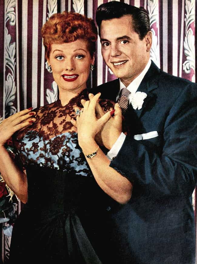 The Couple Cashed In To Financ... is listed (or ranked) 4 on the list Lucille Ball And Desi Arnaz Founded A Production Company, And You Can Thank Them For 'Star Trek'