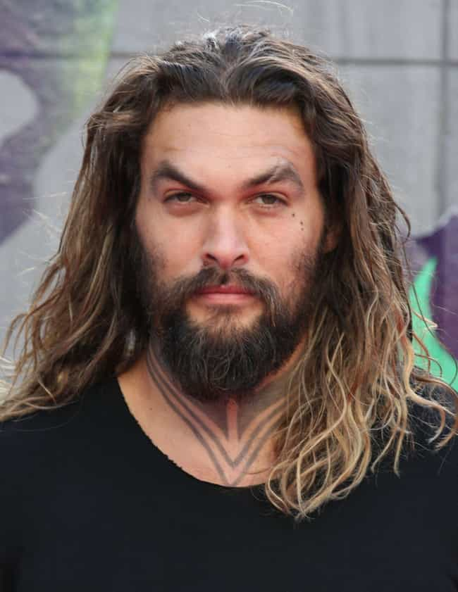 A Bar Fight In 2008 Left Him W... is listed (or ranked) 2 on the list Things You Didn't Know About Jason Momoa