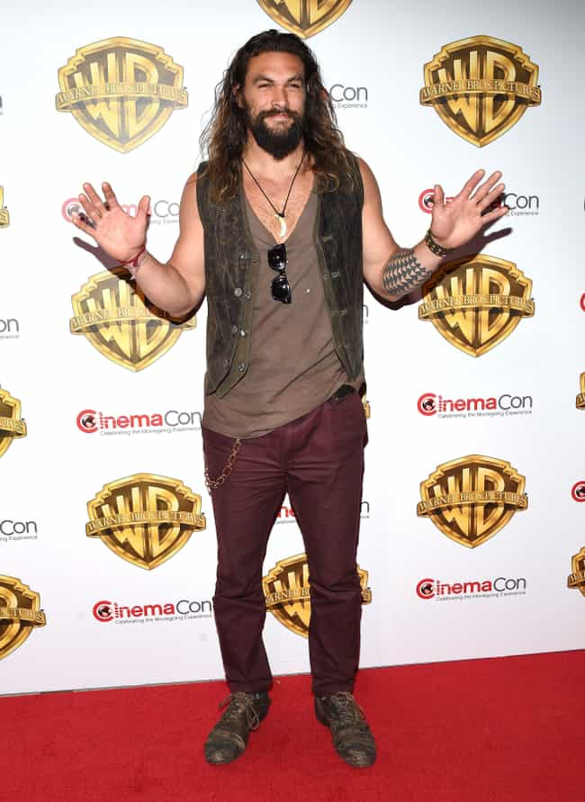 He Didn't Lift Weights B... is listed (or ranked) 4 on the list Things You Didn't Know About Jason Momoa