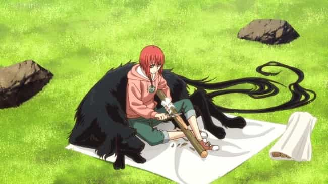 The Ancient Magus' Bride is listed (or ranked) 4 on the list The 20 Best Magic Anime You Can't Afford To Miss