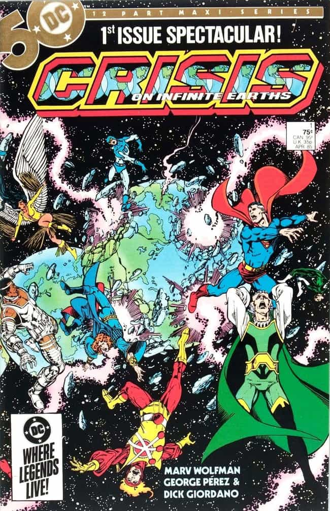 It Began With 'The Summoning' is listed (or ranked) 3 on the list Why 'Crisis On Infinite Earths' Is One Of The Most Important Moments In DC Comics History