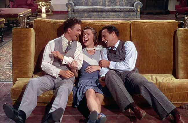 He Worked Debbie Reynolds To T... is listed (or ranked) 1 on the list Dark Gene Kelly Behind-The-Scenes Stories