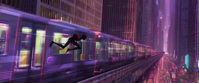 There Isn't Just One Sta... is listed (or ranked) 3 on the list 18 Easter Eggs And References You Missed From 'Spider-Man: Into The Spider-Verse'