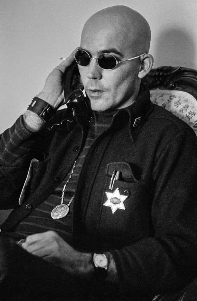 Hunter S. Thompson's 'Freak Power' Campaign To Become The Sheriff ...