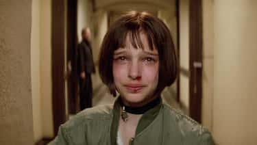 The Director Sprayed Portman's is listed (or ranked) 2 on the list Did You Ever Stop And Think About How Messed Up 'Léon: The Professional' Was?