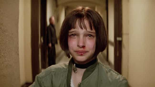The Director Sprayed Por... is listed (or ranked) 2 on the list Did You Ever Stop And Think About How Messed Up 'Léon: The Professional' Was?
