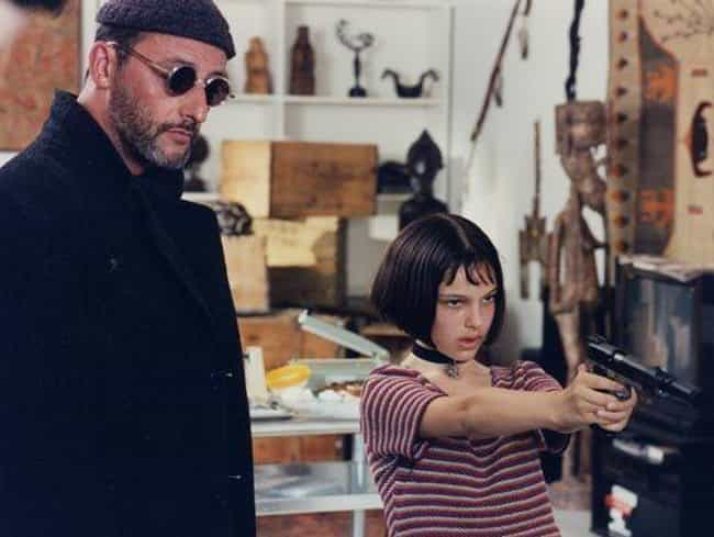 The Actors Weren't Allow... is listed (or ranked) 3 on the list Did You Ever Stop And Think About How Messed Up 'Léon: The Professional' Was?
