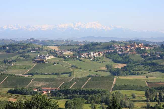 Piedmont, Italy is listed (or ranked) 4 on the list The Hottest Travel Destinations Of 2019