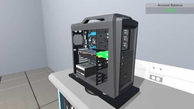 'PC Building Simulator' Turns ... is listed (or ranked) 2 on the list Video Games That Can Teach You Real-World Skills