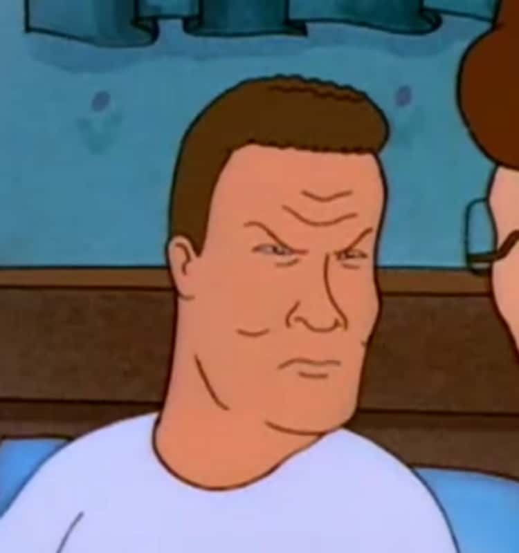 Hank Hill On The Roots Of Frustration