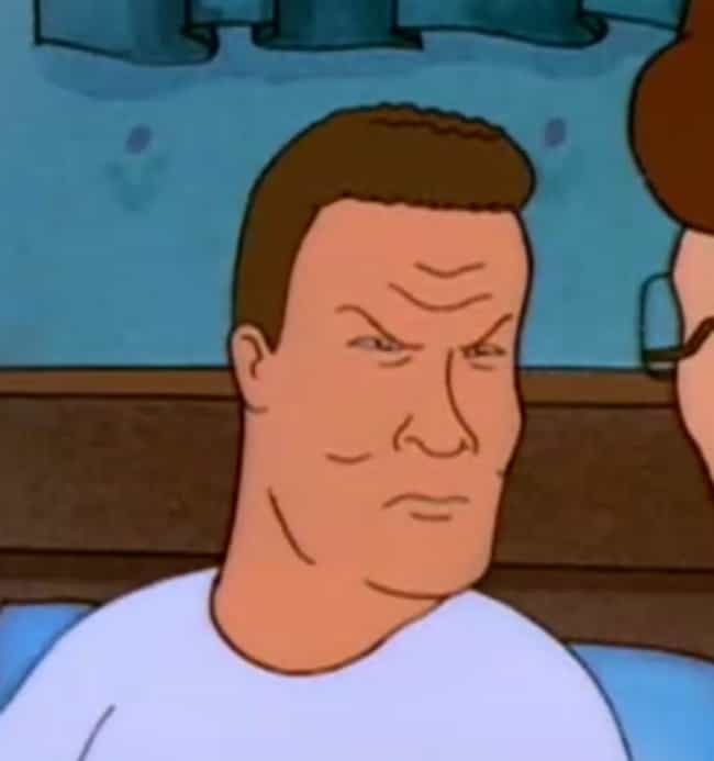 Hank Hill On The Roots Of Frus... is listed (or ranked) 1 on the list 18 Times 'King Of The Hill' Made A Really Good Point