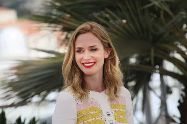 She Struggled With A Speech Im... is listed (or ranked) 1 on the list 15 Things You Didn't Know About Emily Blunt
