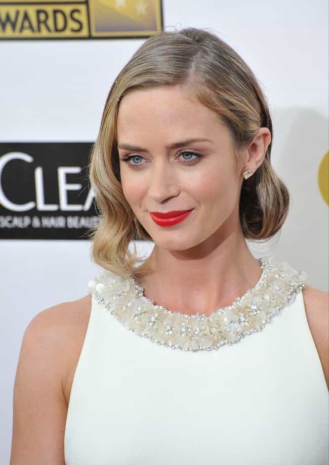 She Considered Changing Her La... is listed (or ranked) 4 on the list 15 Things You Didn't Know About Emily Blunt