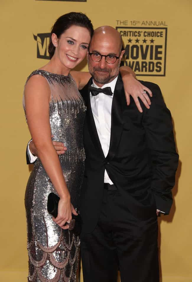 Stanley Tucci Is Her Brother-I... is listed (or ranked) 3 on the list 15 Things You Didn't Know About Emily Blunt