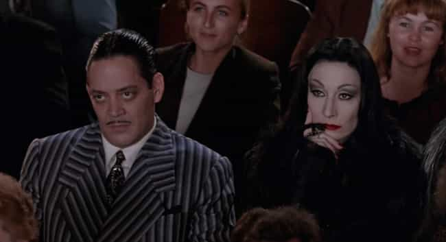 Director Barry Sonnenfeld Was ... is listed (or ranked) 2 on the list Dark And Morbidly Funny Behind-The-Scenes Stories From The '90s Addams Family Films