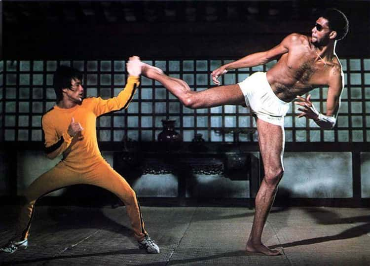 The Real Bruce Lee Fights Three Opponents For A Total Of 11 Minutes