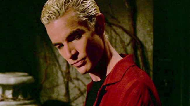 James Marsters's Head Re... is listed (or ranked) 4 on the list All Of The Behind-The-Scenes Drama From 'Buffy The Vampire Slayer' And 'Angel'