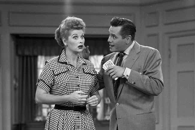 Ball Saved 'I Love Lucy' By Fo... is listed (or ranked) 1 on the list Lucille Ball And Desi Arnaz Founded A Production Company, And You Can Thank Them For 'Star Trek'