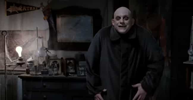 Fester Thinks His Mom Is Hot is listed (or ranked) 3 on the list Scandalous 'Addams Family' Jokes That Went Right Over Your Sweet, Childish Head
