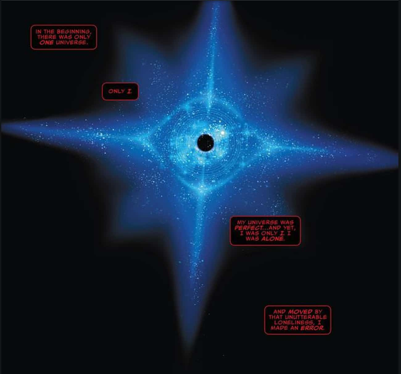 """The First Firmament Was The Marvel Universe's """"Big Bang"""""""