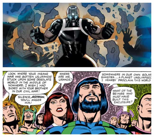 Several Key Eternals Had... is listed (or ranked) 5 on the list The Eternals Could Be The Next MCU Big Bad, And Thanos Isn't Even The Strongest One
