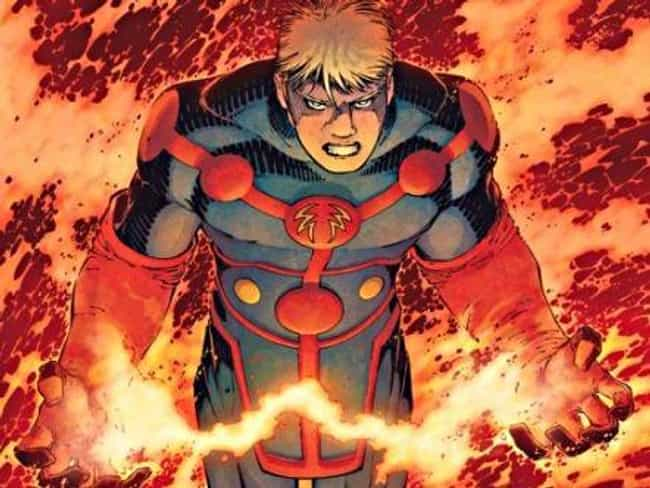 The Eternals' Powers Can... is listed (or ranked) 6 on the list The Eternals Could Be The Next MCU Big Bad, And Thanos Isn't Even The Strongest One