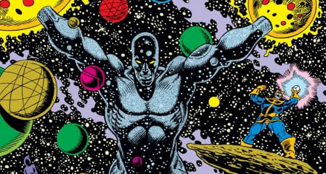 The Eternals Have Millen... is listed (or ranked) 7 on the list The Eternals Could Be The Next MCU Big Bad, And Thanos Isn't Even The Strongest One