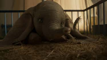 None Of The Animals Talk is listed (or ranked) 1 on the list Everything We Know About Tim Burton's Live-Action 'Dumbo' Remake