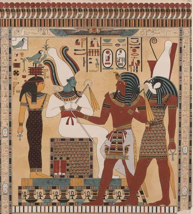 Isis Had Intimate Relati... is listed (or ranked) 1 on the list The Creepiest Myths And Legends From Ancient Egypt