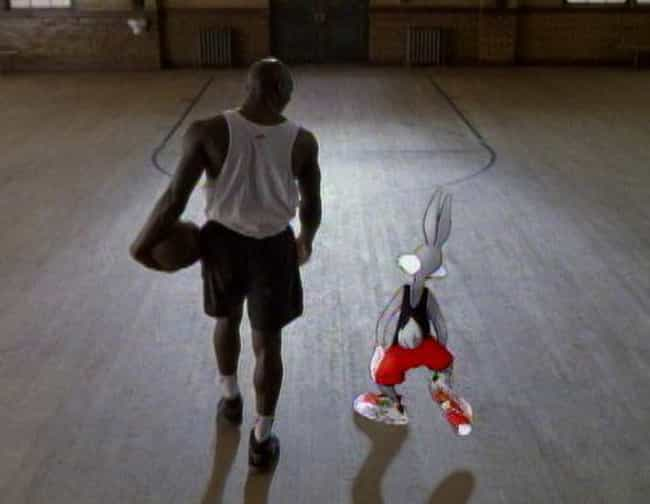 'Space Jam' Was Inspired By A ... is listed (or ranked) 1 on the list 'Space Jam' Was A '90s Fever Dream With Cynical Origins