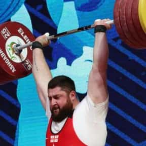 Lasha Talakhadze is listed (or ranked) 3 on the list The Best Olympic Athletes in Weightlifting