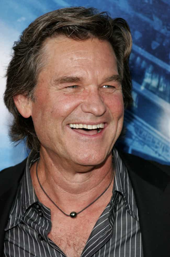 Russell's Love For Vino Starte... is listed (or ranked) 1 on the list Kurt Russell Never Went Away - He Just Started Making Wine While Living The Hollywood Dream