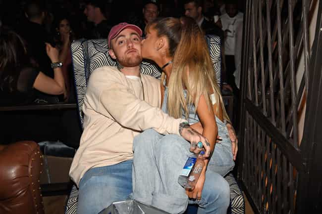 She Said The Song Is About 'Pr... is listed (or ranked) 4 on the list There Is A Good Chance Ariana Grande's 'Imagine' Is About Mac Miller