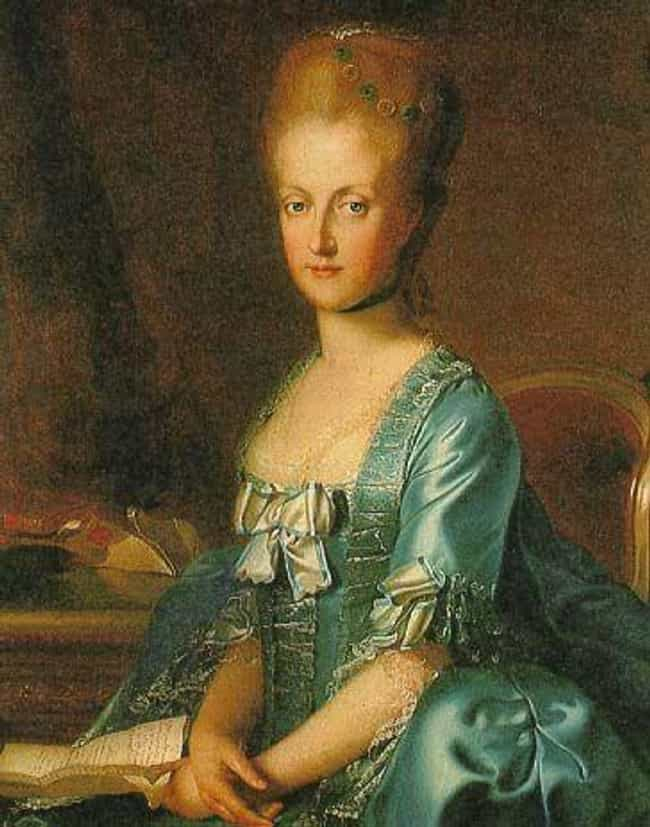 Maria Carolina's Wedding Night... is listed (or ranked) 3 on the list Marie Antoinette's Favorite Sister Lived A Life Shockingly Similar To The Tragic Queen