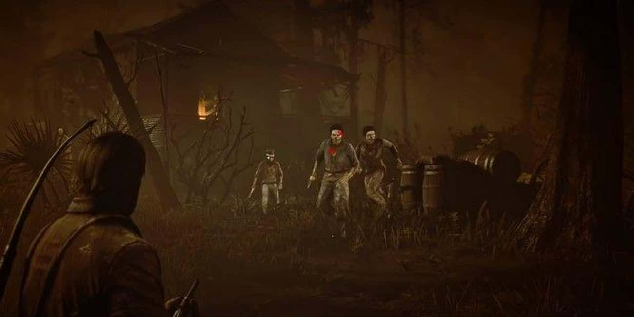The Night Folk is listed (or ranked) 2 on the list Creepiest Easter Eggs In 'Red Dead Redemption 2'