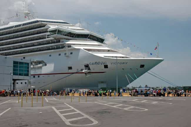 26-Year-Old Man, Carnival Vict... is listed (or ranked) 2 on the list 20 People Who Fell Off The Sides Of Cruise Ships