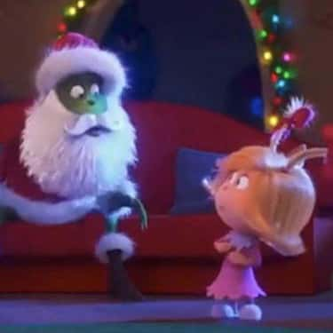 He Felt Like He Would Melt is listed (or ranked) 2 on the list The Best Dr. Seuss' The Grinch Movie Quotes