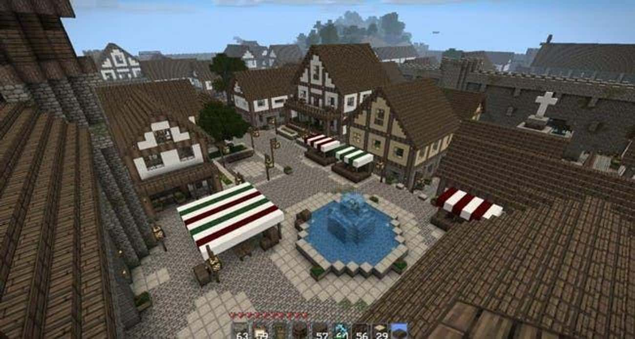 'Minecraft' Teaches Urban Plan is listed (or ranked) 3 on the list Video Games That Can Teach You Real-World Skills